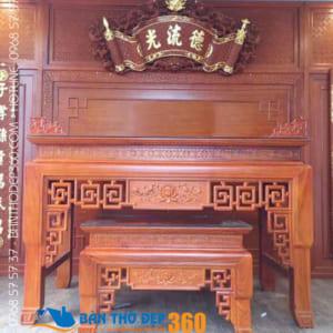 Địa chỉ mua bàn thờ đứng chung cư tại Hà Nội