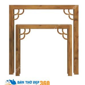 Chuyên sản xuất bàn thờ đứng hiện đại tại Quận Hoàng Mai