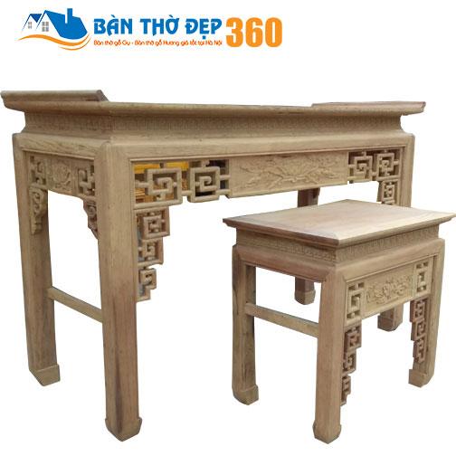 79+ Mẫu bàn thờ Chung Cư, bàn thờ hợp phong thủy chung cư