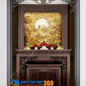 Bàn thờ đứng huyện Mê Linh Hà Nội