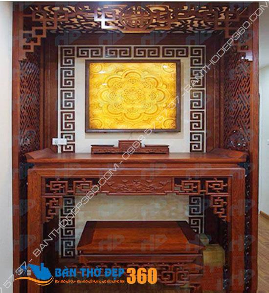 Các mẫu bàn thờ đứng gia tiên giá rẻ nhất tại Huyện Sóc Sơn Hà Nội