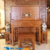 Mẫu bàn thờ đứng đẹp hiện đại tại Quận Cầu Giấy Hà Nội
