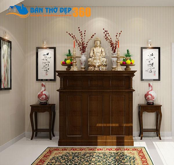 Bàn thờ đẹp - Tủ thờ - Bàn thờ hiện đại - Mẫu bàn thờ đẹp nhất