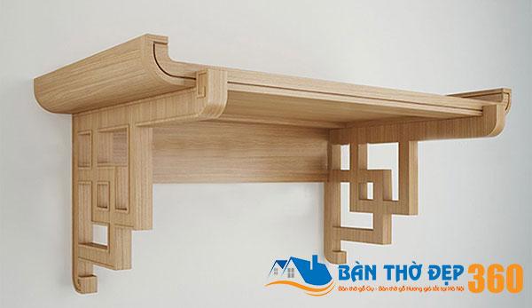 Top 50+ Mẫu Bàn Thờ Chung Cư đẹp, hiện đại tại Hà Nội