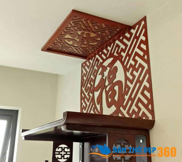 Tấm chống ám khói bàn thờ là gì? Địa chỉ bán ám khói bàn thờ Uy Tín