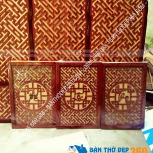 Tấm chống ám khói kích thước 41x123cm Màu Nâu tại Hà Nội