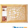 Tấm chống ám khói bàn thờ 41x61cm chữ PHÚC màu nâu ở đâu Bắc Giang