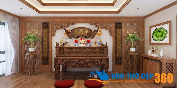 Địa chỉ cung cấp bàn thờ tại Bắc Ninh uy tín giá rẻ đẹp nhất!