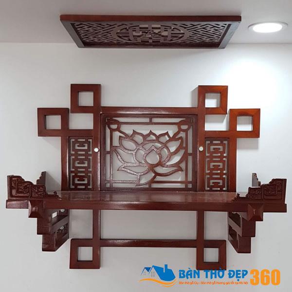 Cách chọn địa chỉ mua bàn thờ tủ thờ đẹp uy tín tại Hà Nội