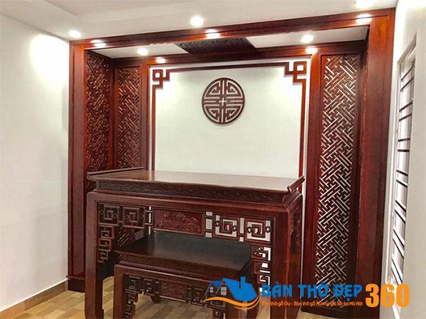Địa chỉ bán bàn thờ tại Bình Thuận Đẹp - Hiện Đại - Giá Rẻ