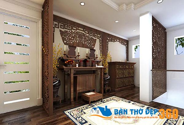 Địa chỉ cung cấp bàn thờ tại Cao Bằng chất lượng Uy Tín - Giá Rẻ