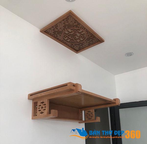 799+ Mẫu bàn thờ gỗ tự nhiên đẹp hiện đại nhất tại Đắk Nông