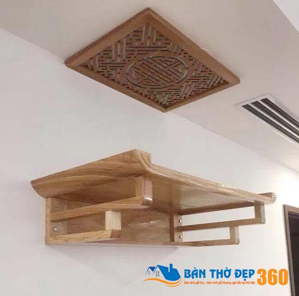 50 mẫu bàn thờ treo tường hiện đại HCM, Hà Nội đẹp nhất 2020