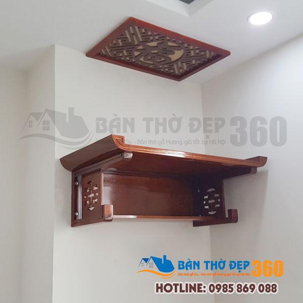 Địa chỉ cung cấp bàn thờ chung cư tại Lạng Sơn uy tín nhất