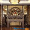 Thiết kế phòng thờ, bàn thờ chung cư đẹp hiện đại Quận 5 HCM