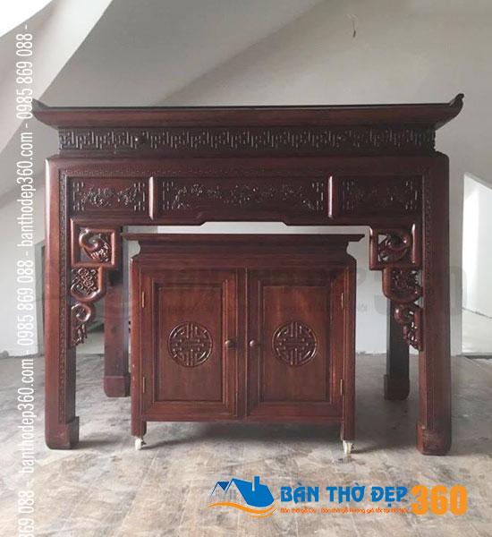 Địa chỉ mua bán bàn thờ gỗ đẹp giá rẻ uy tín ở tại Nam Định