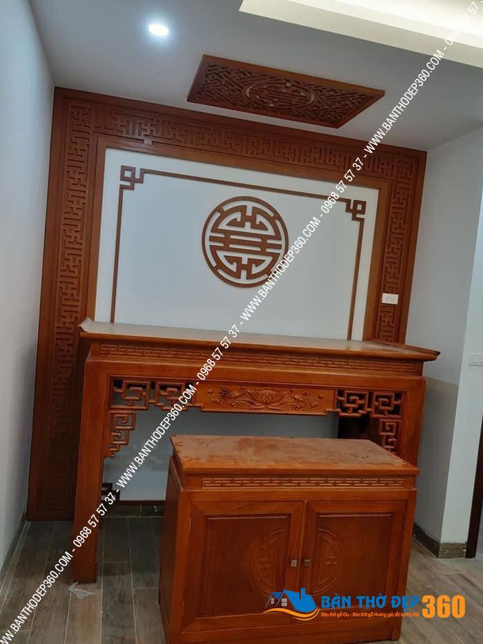 Bàn thờ đứng hiện đại các mẫu bàn thờ chung cư đẹp nhất