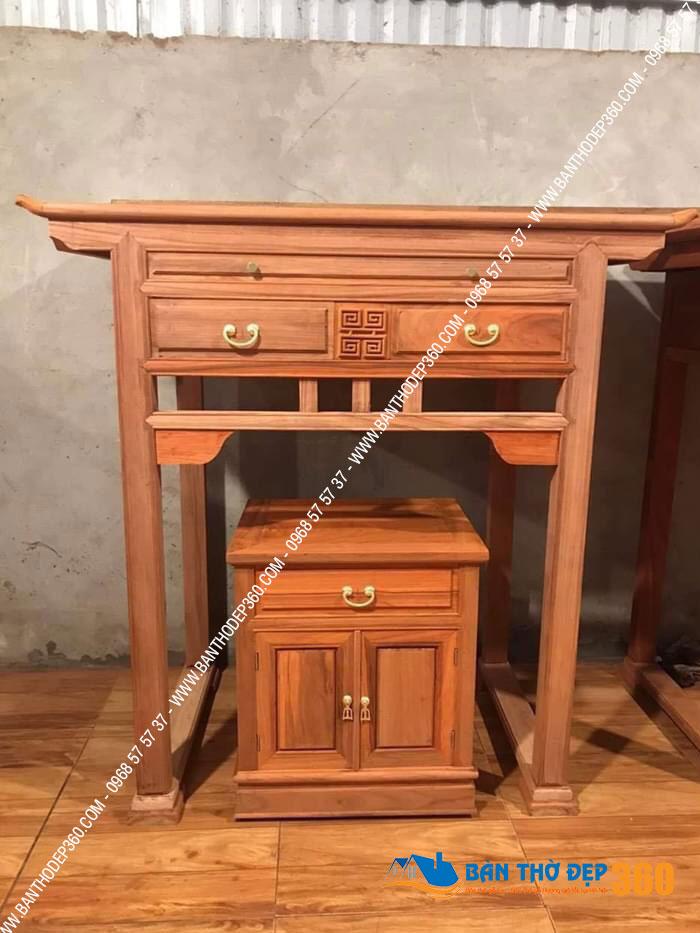 50+ mẫu bàn thờ, tủ thờ Đẹp - Hiện đại - Hợp phong thủy 2020