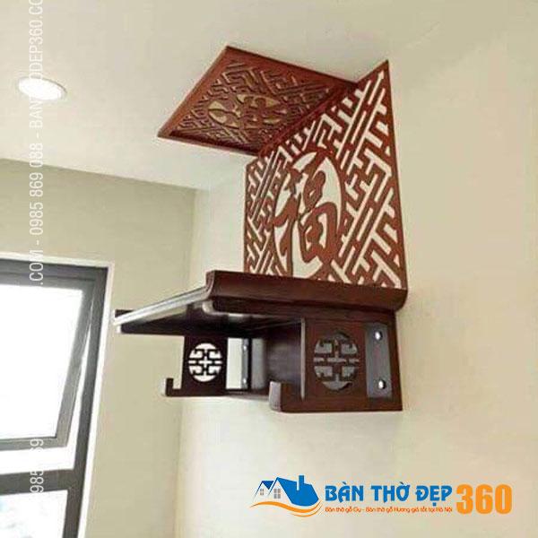 99+ Mẫu bàn thờ treo tường chung cư ĐẸP - HIỆN ĐẠI 2020