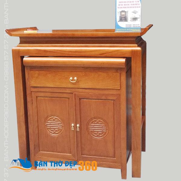 Chuyên cung cấp bàn thờ đứng, bàn thờ chung cư tại Đà Nẵng