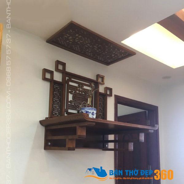 Top các mẫu bàn thờ đẹp tại Tiền Giang đang dạng mẫu mã 2021