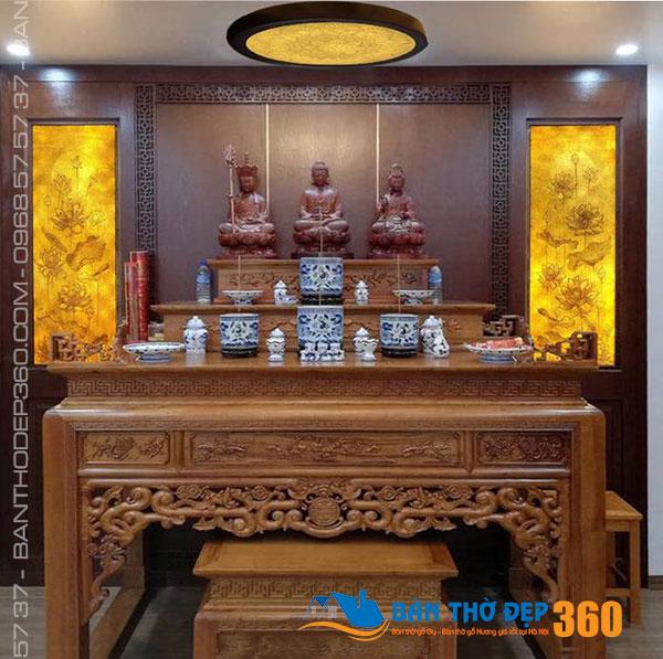 Top 20 Mẫu bàn thờ đẹp tại Trà Vinh Bán Chạy nhất hiện nay!