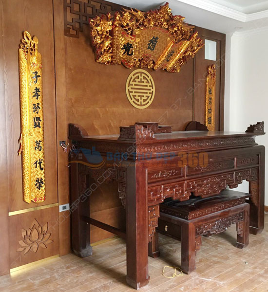 Xem hướng bàn thờ chung cư tại Quận Tân Phú