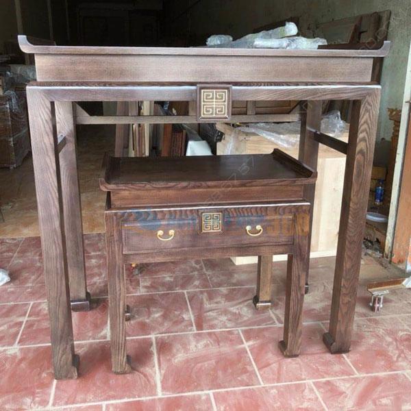 Bộ bàn thờ Chung Cư Giá Tốt – Bàn Thờ Gia Tiên Giá Tốt