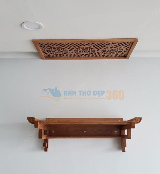 Giá bàn thờ treo tường tại Huyện Hóc Môn